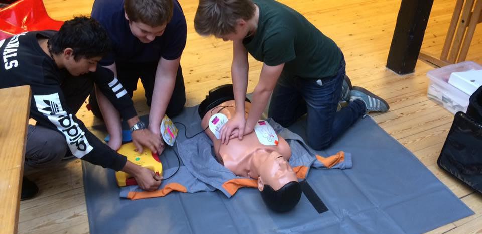 Førstehjælpskursus Odense