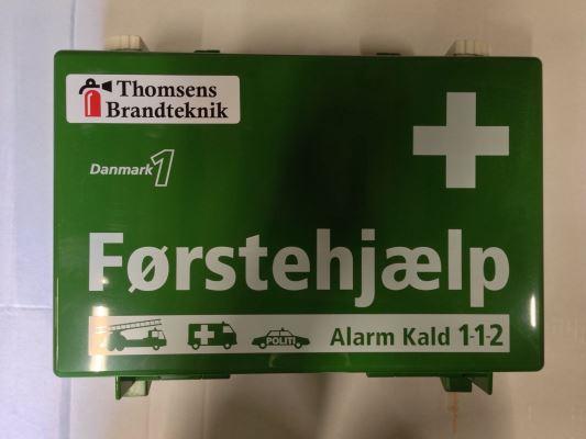 Førstehjælps kuffert - DK1