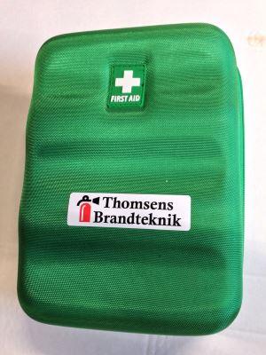 Soft førstehjælps kuffert